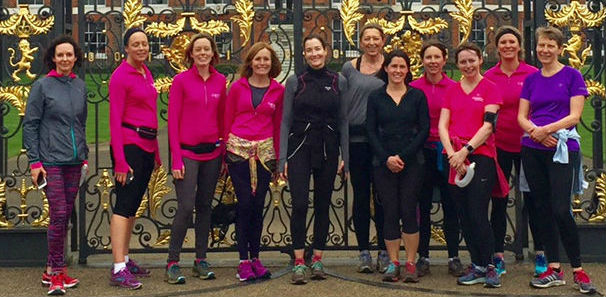 Royal Parks run at Kensington Palace1